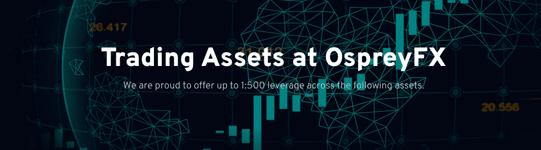 Trading assets OspreyFX review