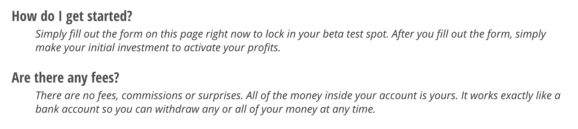 Review of Crypto Genius