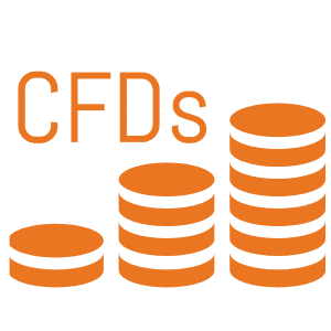 CFDs trading Forex