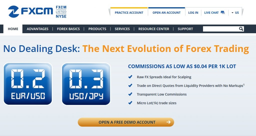 Best no dealing desk forex broker