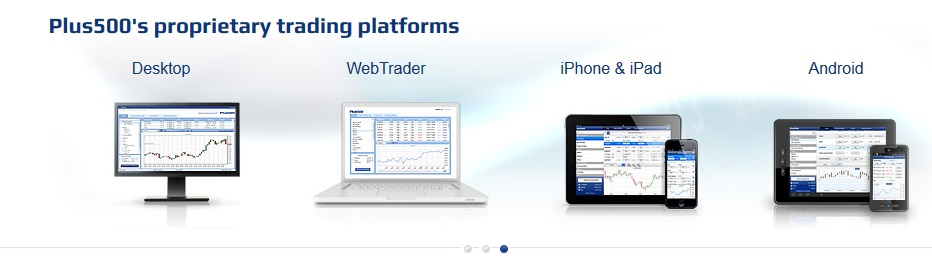 Plus500 forex trading broker