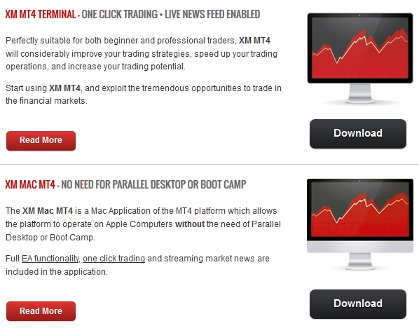 XM forex review platforms