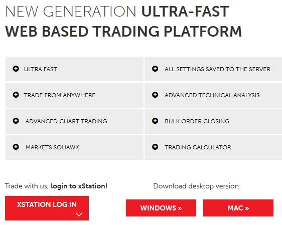 Recenzja platform handlowych XTB