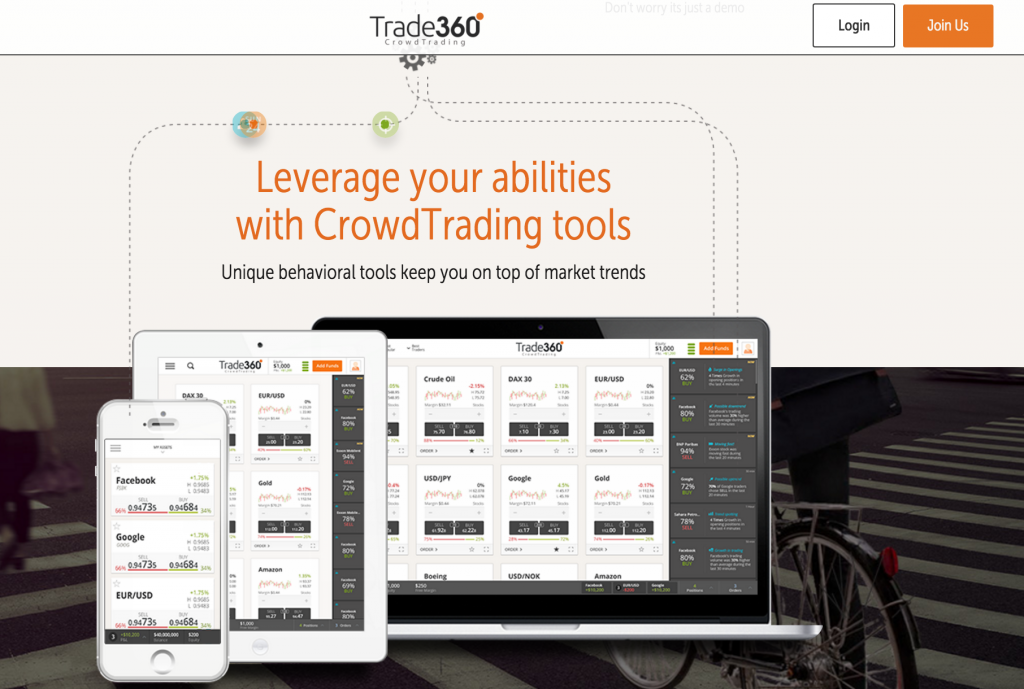 Trade360 Broker at a Glance