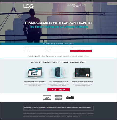 London Capital Group Review