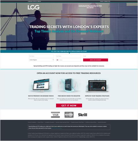 London Capital Group Broker w skrócie