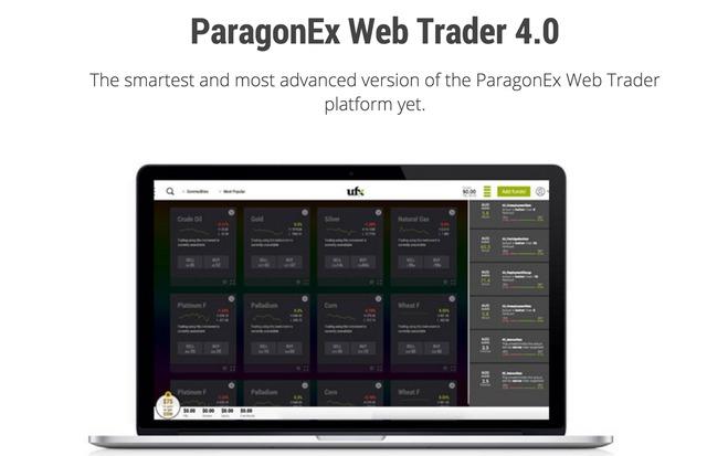 Recenzja platform handlowych UFX