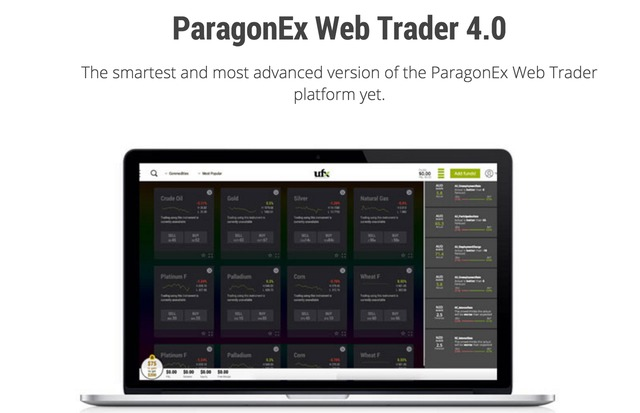UFX Forex Trading Broker Platforms