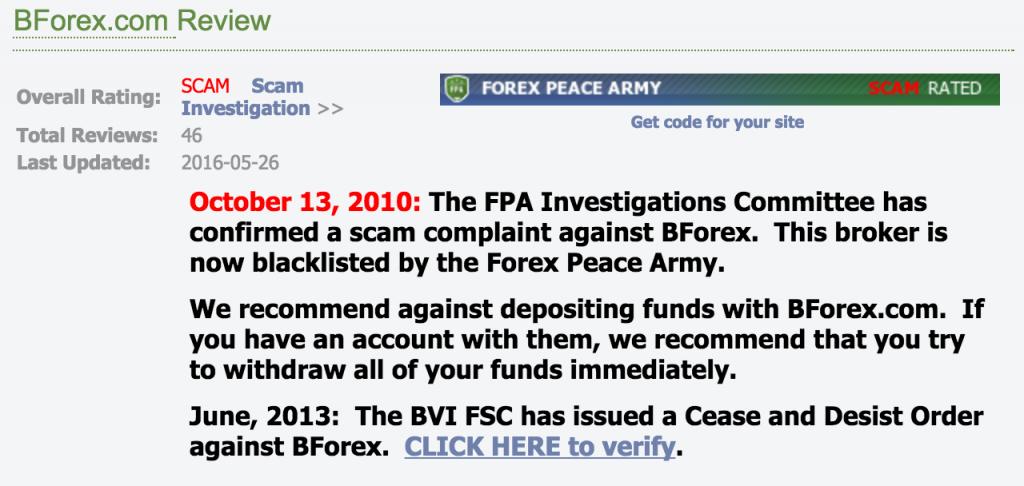 bforex-scam