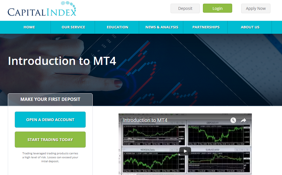 Capital Index Platform