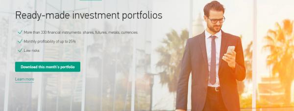 Grand Capital Trading Accounts