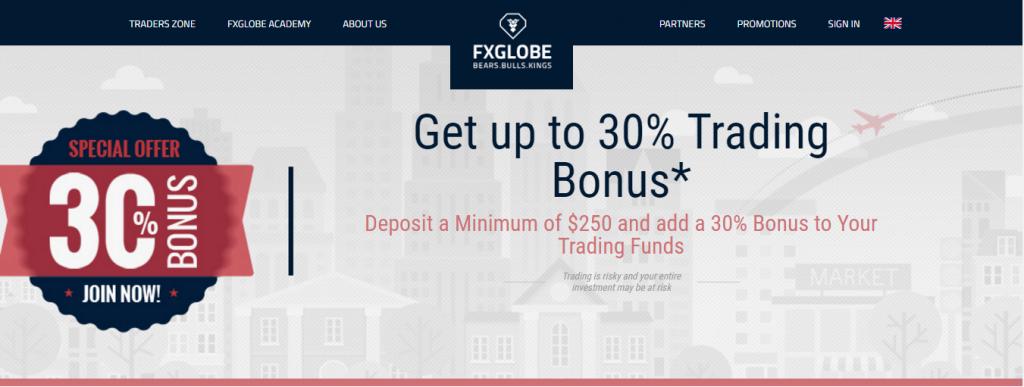 Bonus real account forex