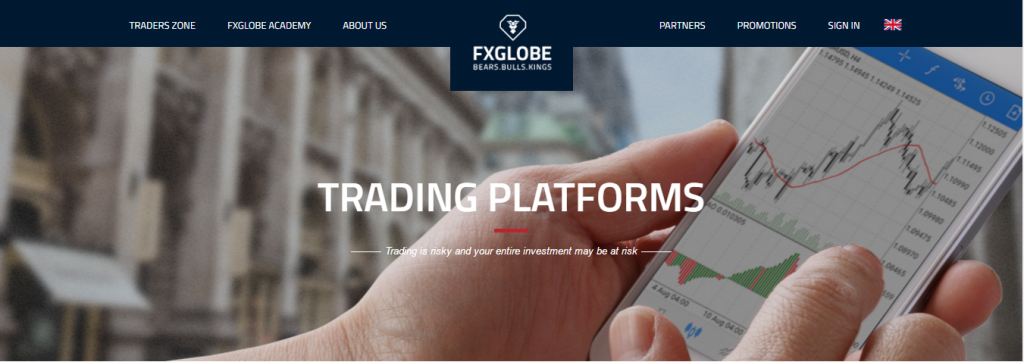 fxglobe platforms