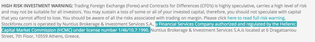 stocksforex-ifsc