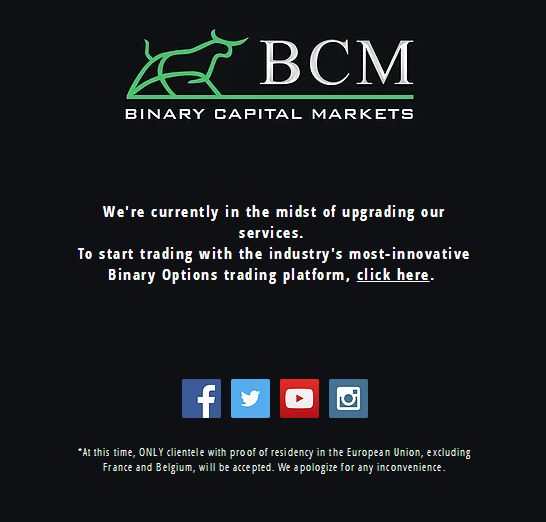 bcm broker review