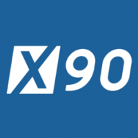 X90 Forex Logo