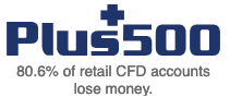 plus500 logo small