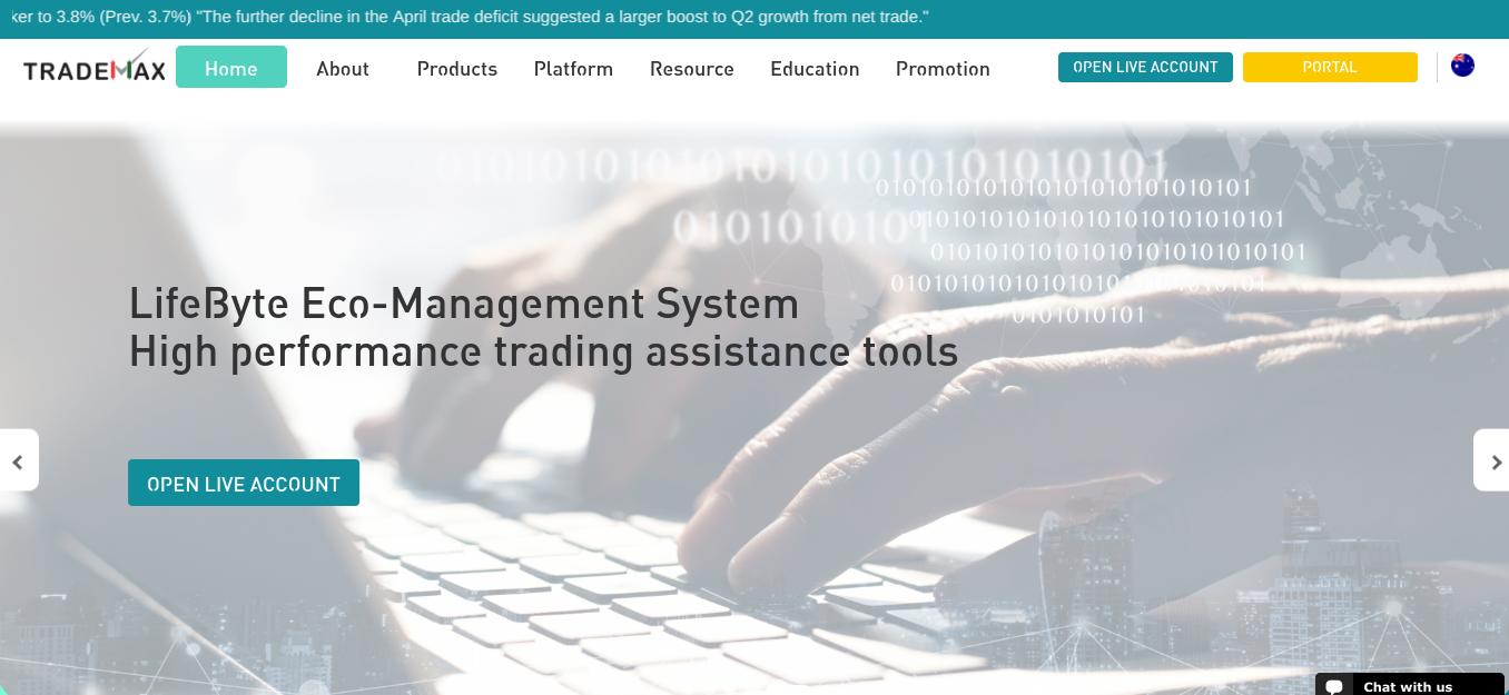 TradeMax scam
