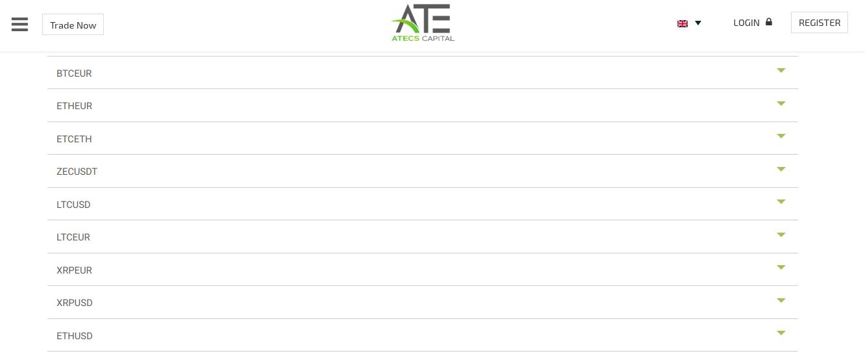 is Atecs Capital legit?